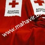 Emergency American Red Cross Blankets