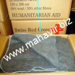Refugee IFRC Blankets